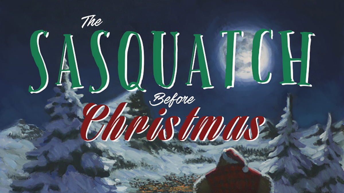 Sasquatch Before Xmas featured