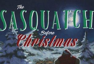 Sasquatch Before Xmas featured