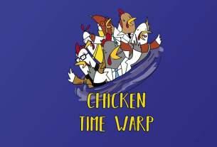 Chicken Time Warp cover