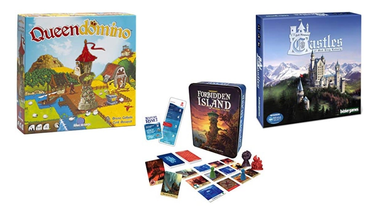 Geek Daily Deals 120619 more strategy games