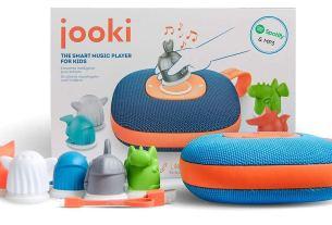 Jooki Smart Music Player for Kids.