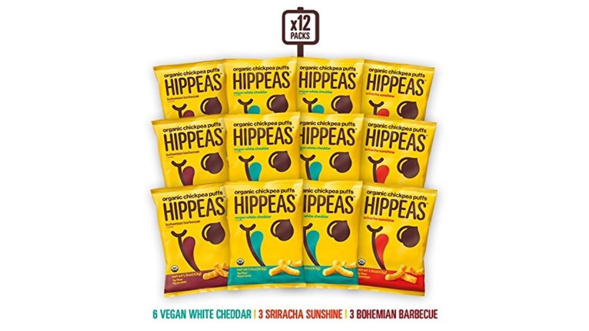 Geek Daily Deals 021220 hippeas healthy snack
