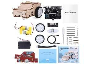 Geek Daily Deals 022520 robotic car kit