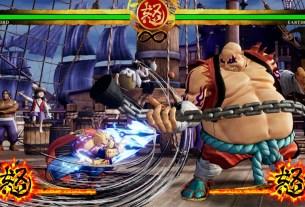 Samurai Shodown Switch screenshot 1
