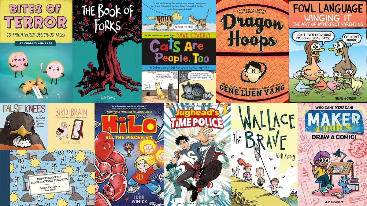 Stack Overflow: Comics Grab Bag