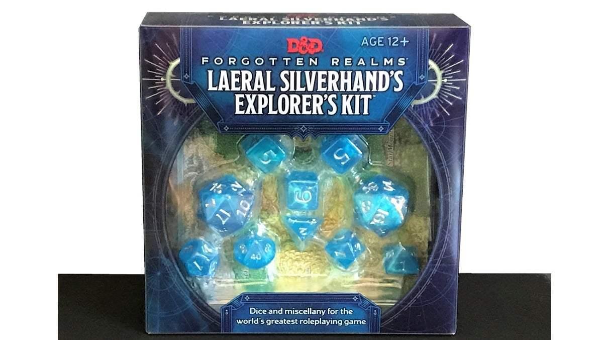explorer's kit