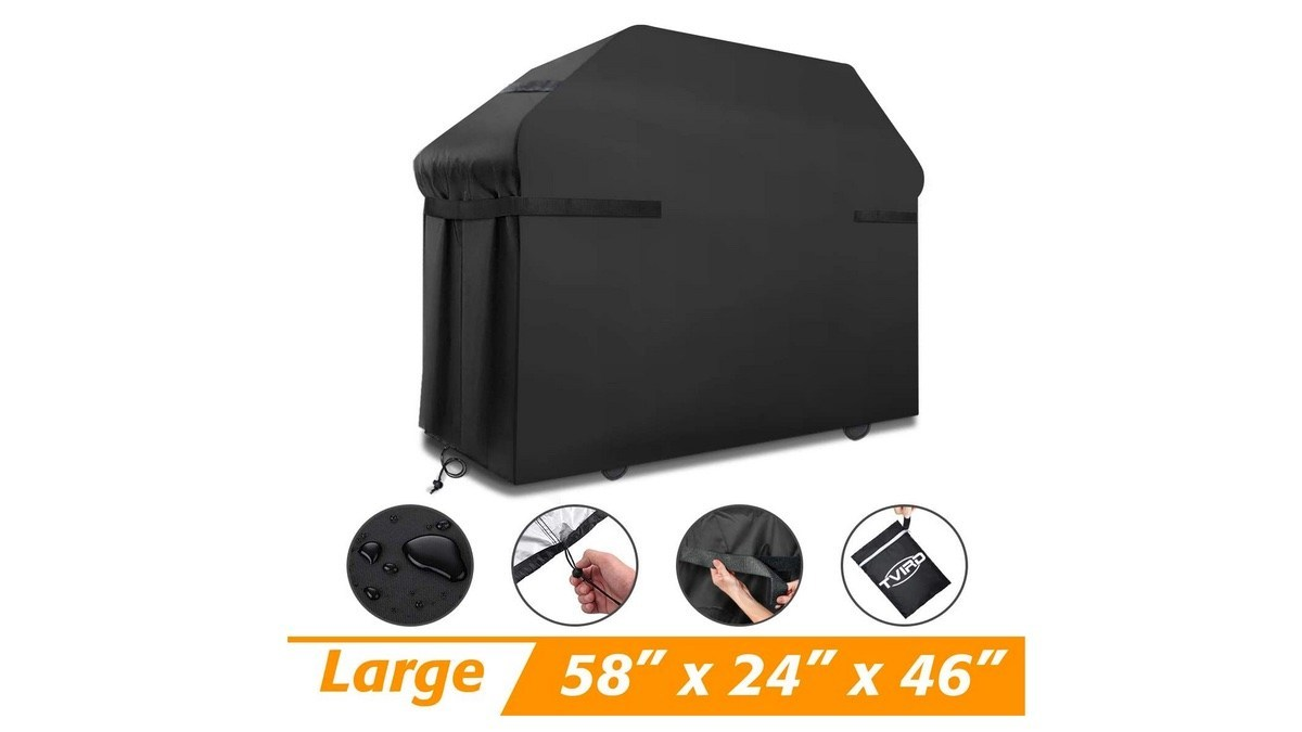 Geek Daily Deals 050920 bbq grill cover