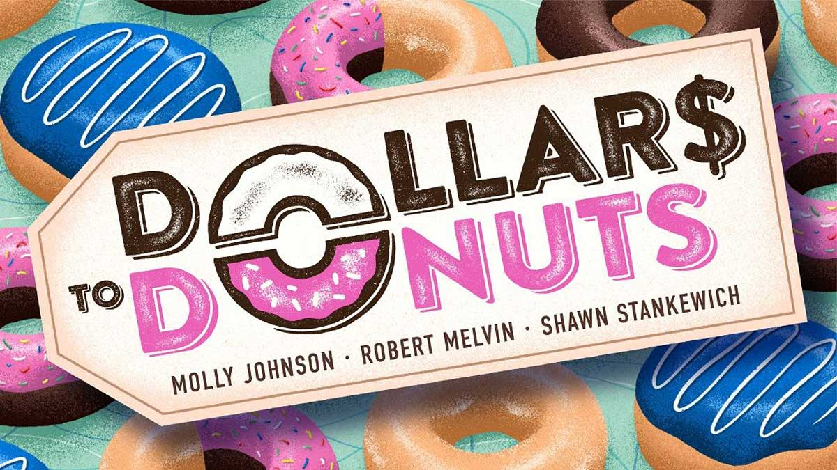 Dollars to Donuts logo