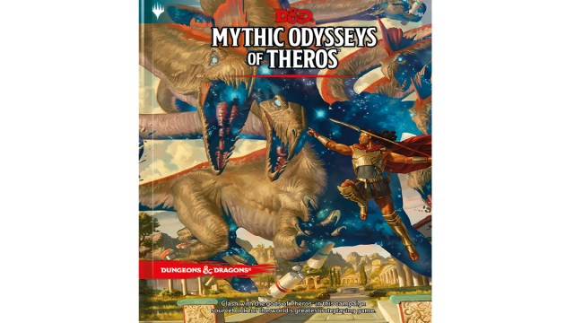 mythic odesseys of theros D&D
