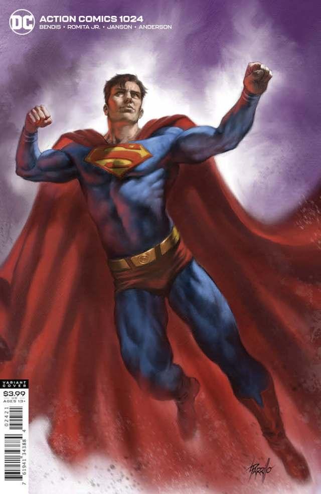 Review - Superman: Action Comics #1024 - Evil Comes to Metropolis ...