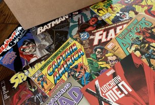 Geek Daily Deals 080820 comics subscription box
