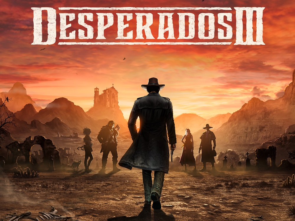 Review Desperados Iii Takes You Back To The Wild West Geekdad