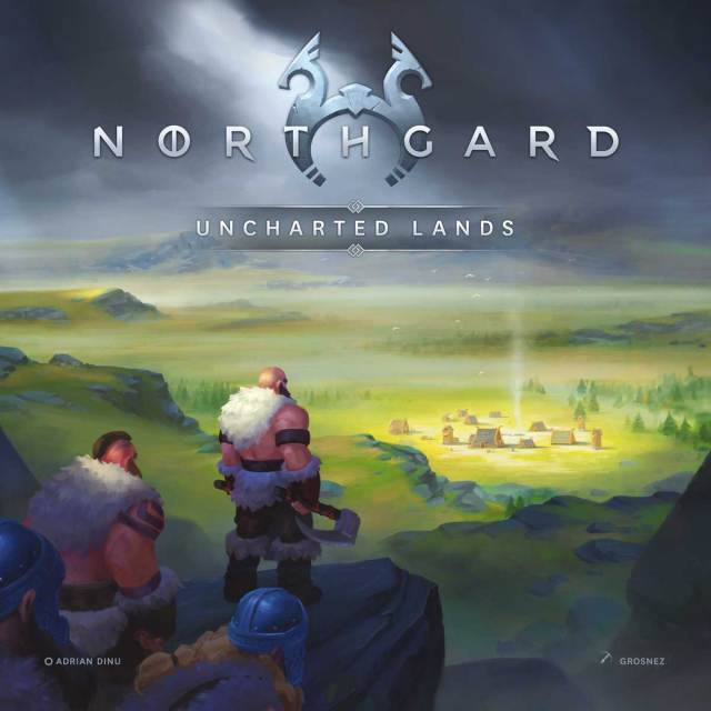 Northgard: Uncharted Lands box cover