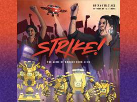 Strike! box cover