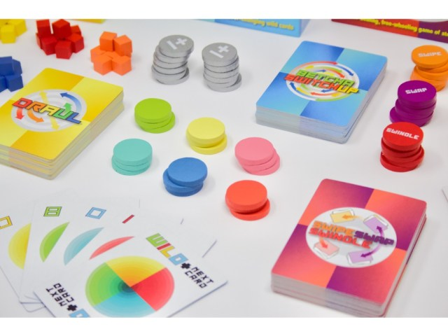 storyastic game components