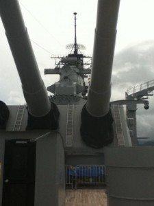 World War II History – USS Missouri, Day 2