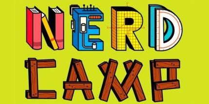 The Geekly Reader: Nerd Camp Celebrates Smart Kids