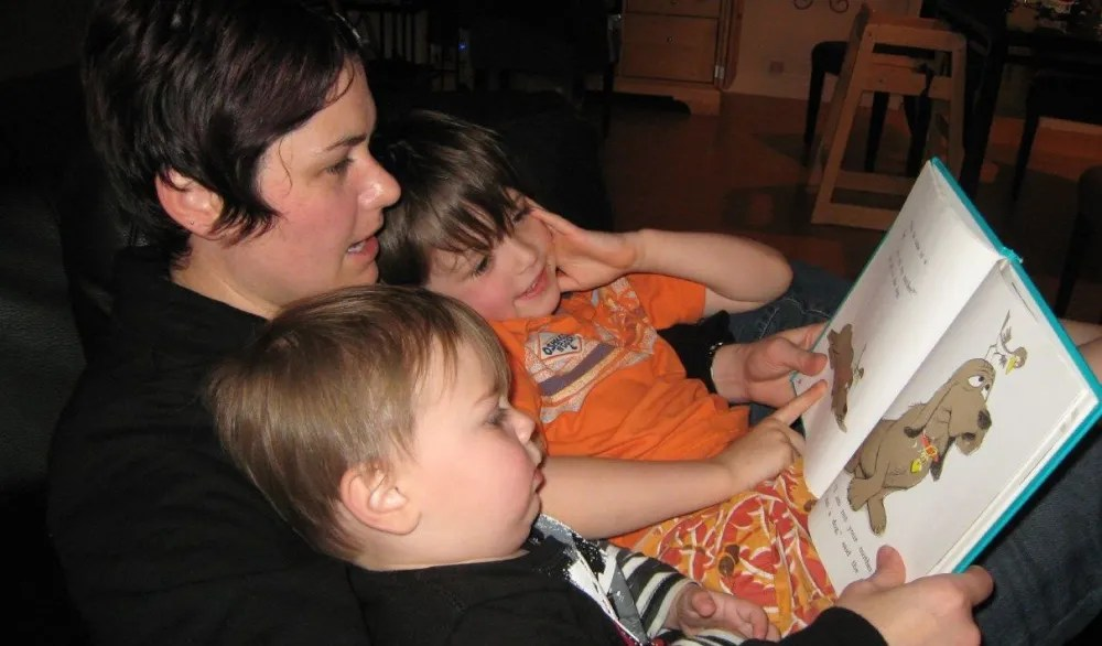 Parent Reading