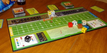 Table for Two: 1st and Goal Is Football for Geeks