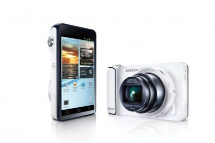 Samsung Galaxy Camera: Sharing, Editing, and Android