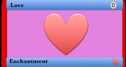 Magic Card for Love