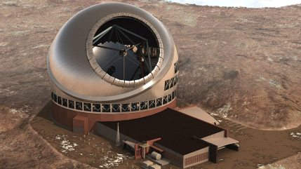 Hawaii's Thirty Meter Telescope Gets Go-Ahead
