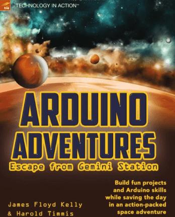 Give Kids Arduino Adventures