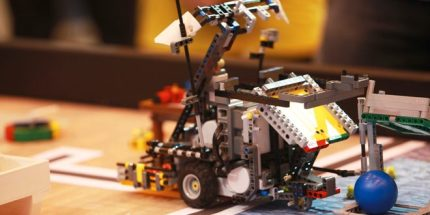 FIRST Championship Showcases Brilliant Innovation in First Lego League