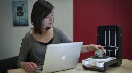 Indiegogo Alert: Photon 3D Scanner