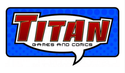 Titan Games & Comics — Atlanta, Georgia