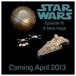 Star Wars With Toys by Bobby Sussman