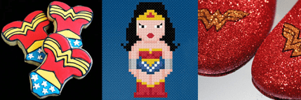 Wonder Woman Day: Wonder-ful Crafts