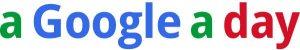 Google a Day logo for embedding