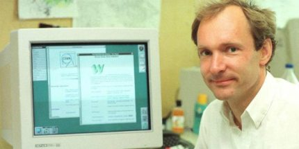 Web Independence Day: 20 Years Ago Today, The World Wide Web Goes Public