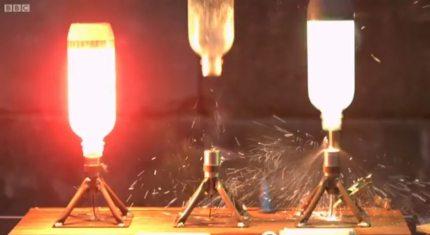 BBC's Bang Goes the Theory Gives Great Rocket Science