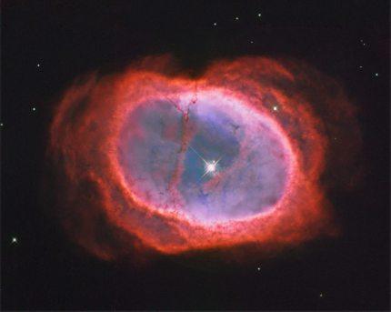 APOD: 2013 April 9 – NGC 3132: The Southern Ring Nebula
