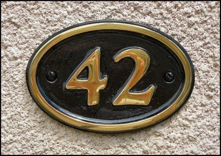 Towel Day: 42 Occurrences of The Number 42 in Pop Culture