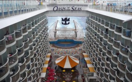 Nine Ways to Geek Out on Oasis of the Seas