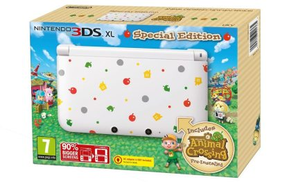 Win a Limited Edition Animal Crossing: New Leaf 3DS XL