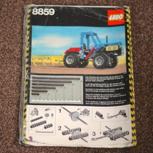 #8859, The Tractor