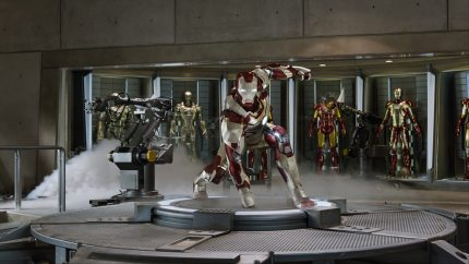 Meet the Iron Man 3 Cast and Writers