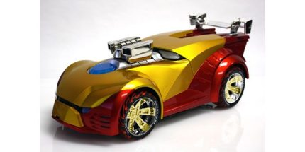 Ridemakerz Adds to Their Customizable RC Cars with a Mighty Iron Man Vehicle