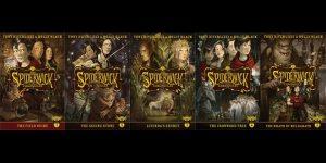 Spiderwick 10th anniversary covers
