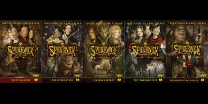 The Spiderwick Chronicles Turns 10!