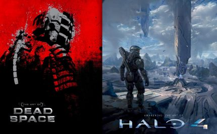 Digital Editions: The Art of Dead Space and The Art of Halo 4 — Plus Giveaways!