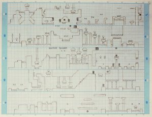 A sample five-lvel Pixel Press level.