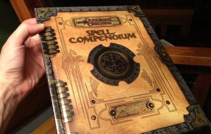 Dungeons & Dragons Publishers Cast Resurrection on 3.5 Spell Compendium