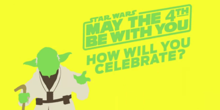 GeekDad Exclusive: Official Star Wars Day Decorating Tips Video