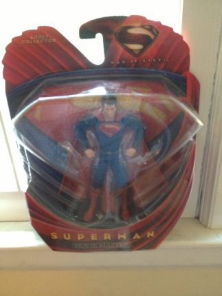 Testing the Superman Toys: How Well Does He Fly?