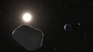 Mining asteroids for unlimited resources